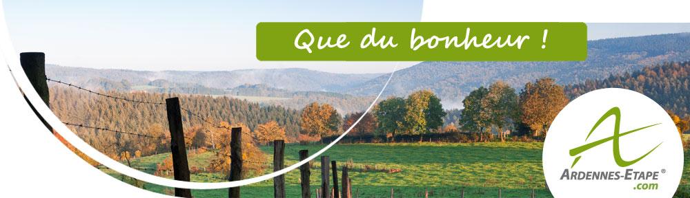 Ardennes-Etape: que du bonheur!