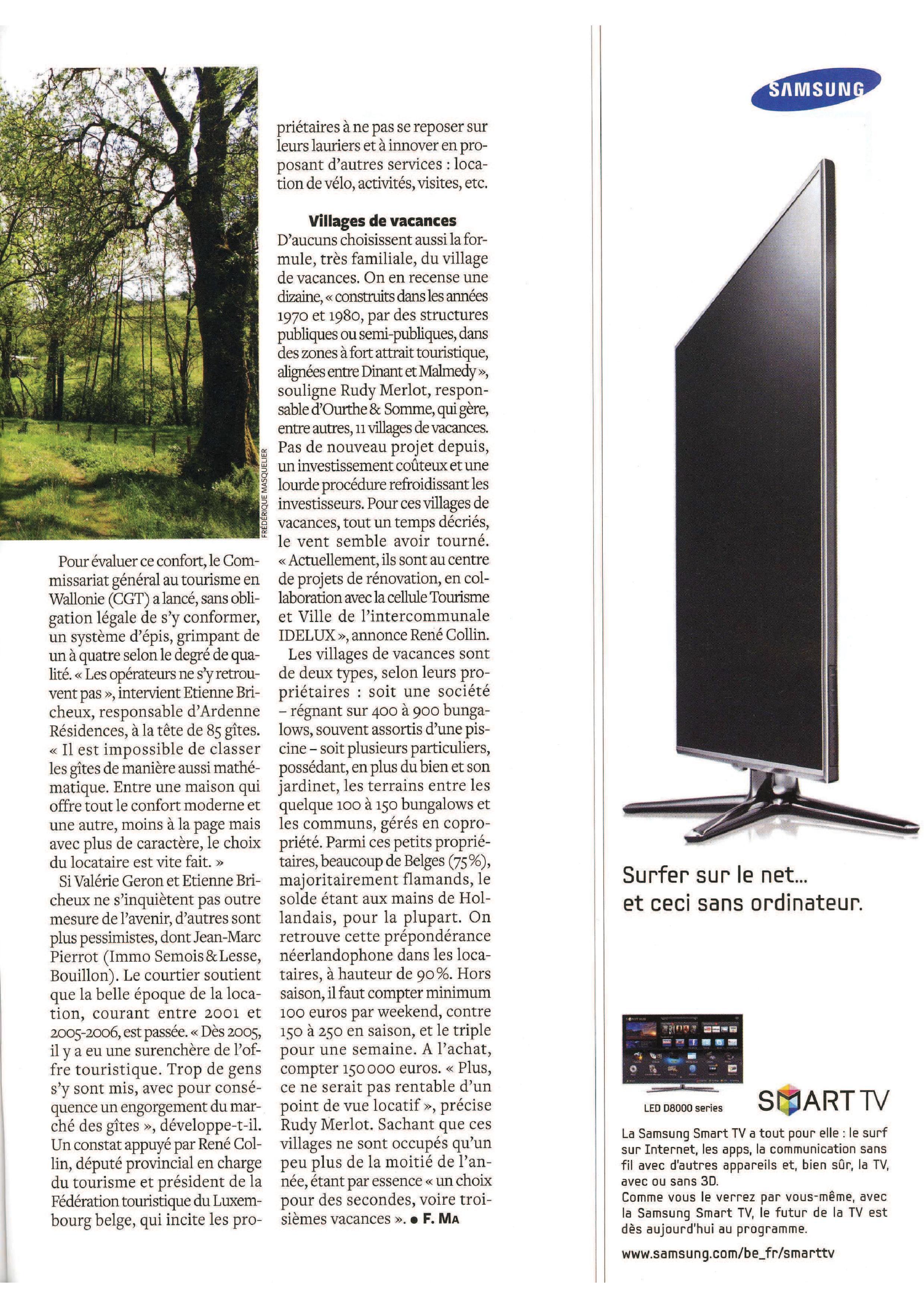Le Vif du vendredi 27 mai 2011 (2)